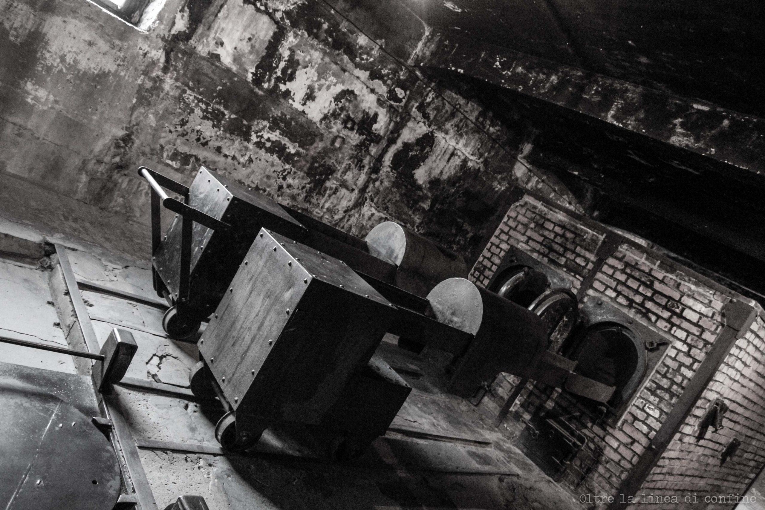 crematorio auschwitz