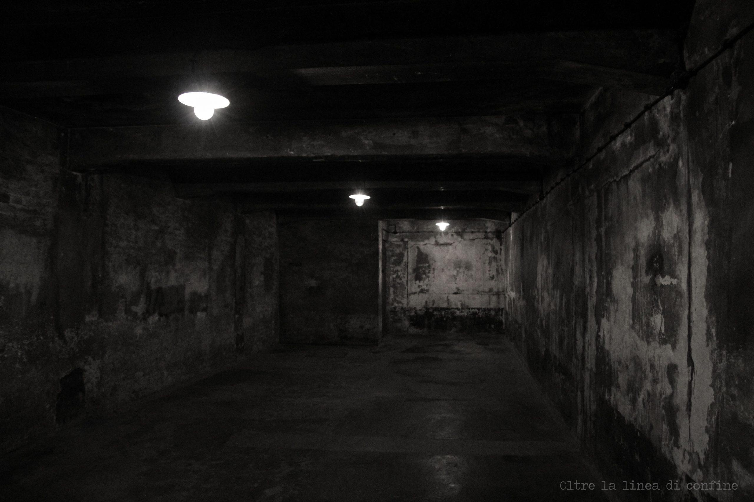 Auschwitz Camera a Gas
