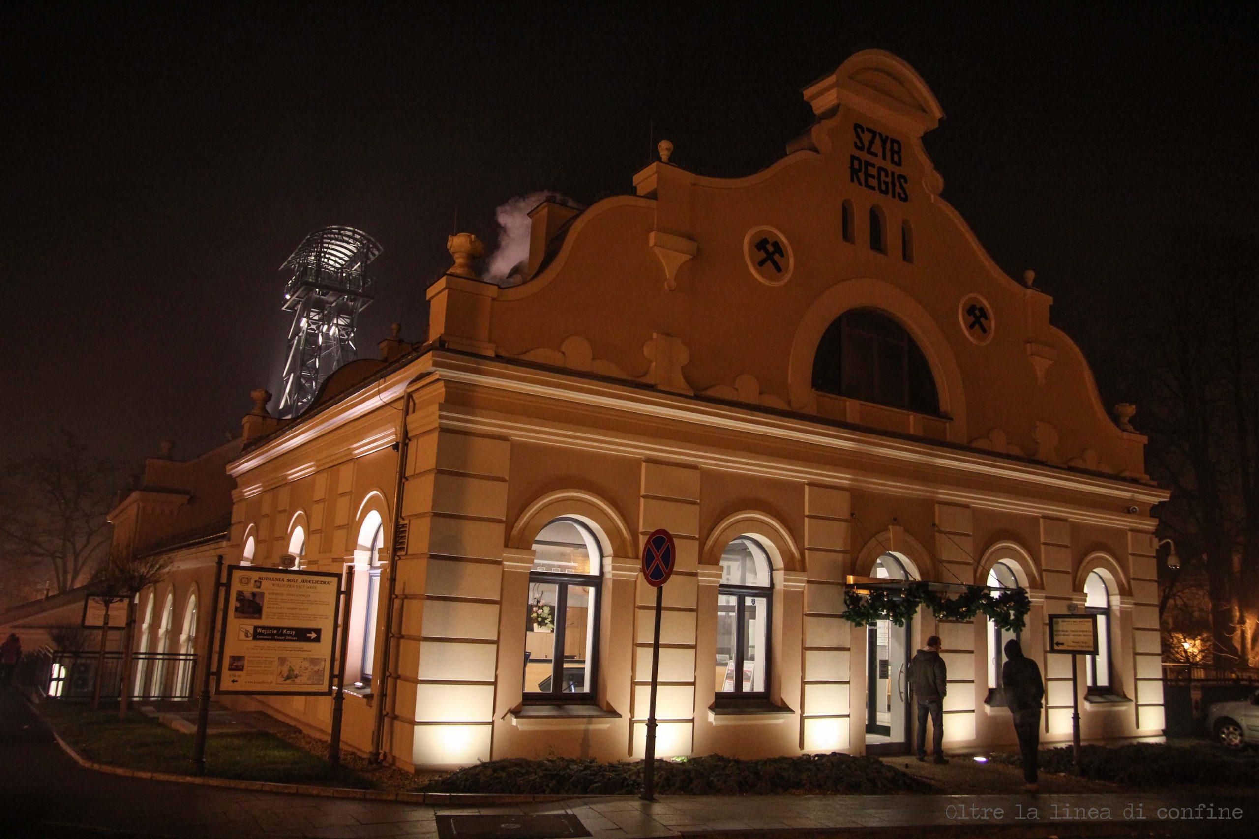 Miniera Sale Wieliczka Cracovia