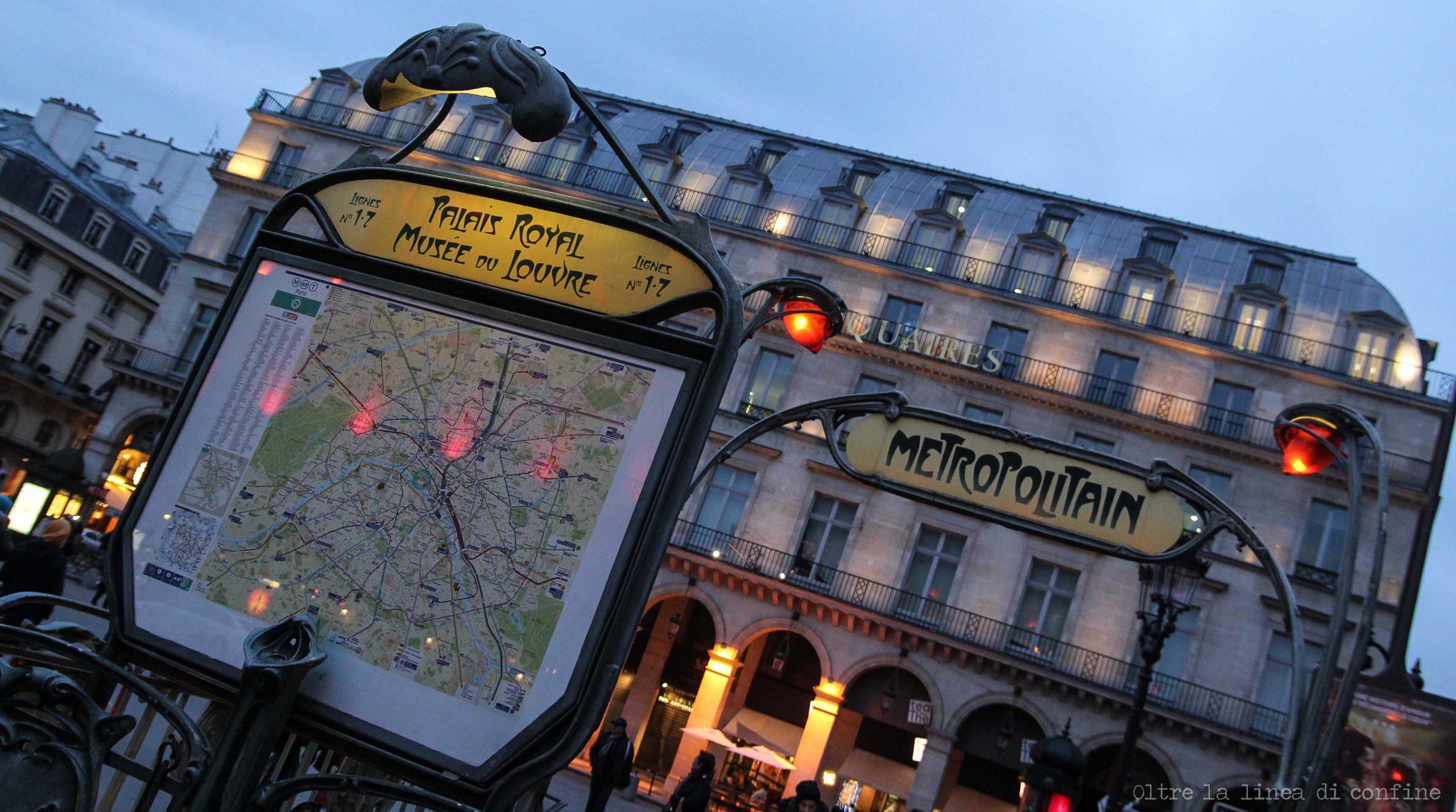 Parigi Metropolitana