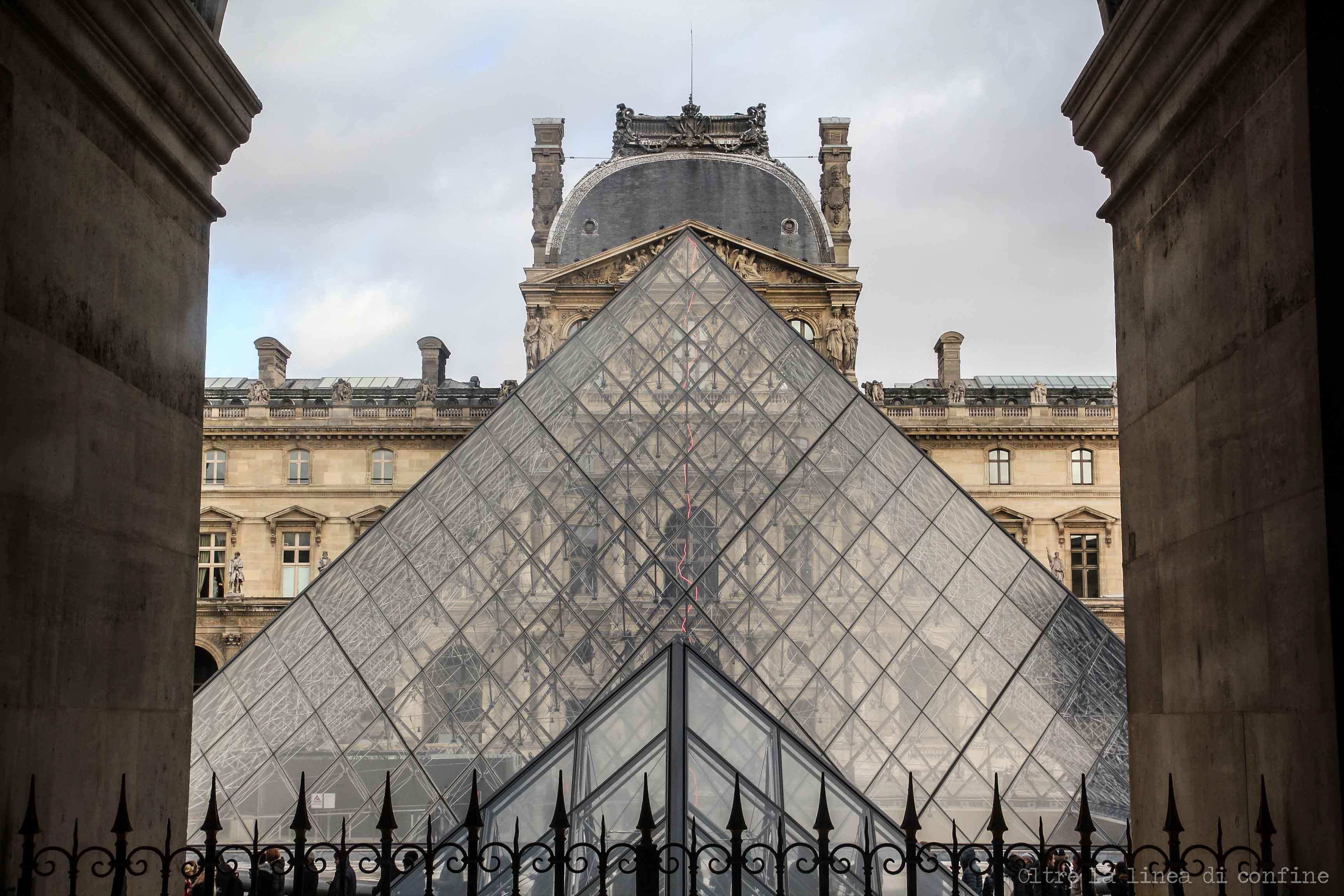 Parigi Cosa Vedere Louvre