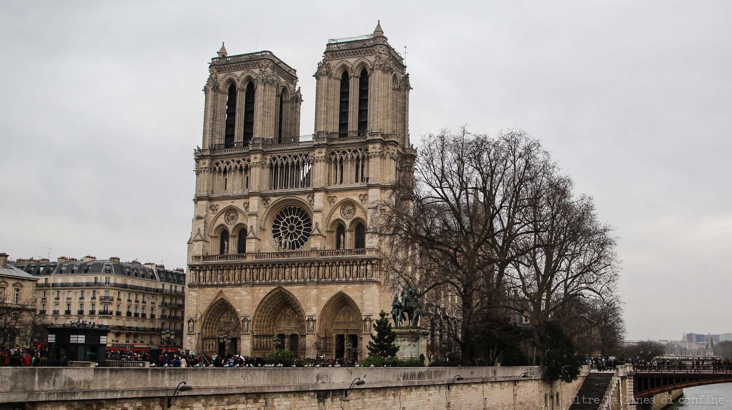 Notre Dame Parigi Visitare