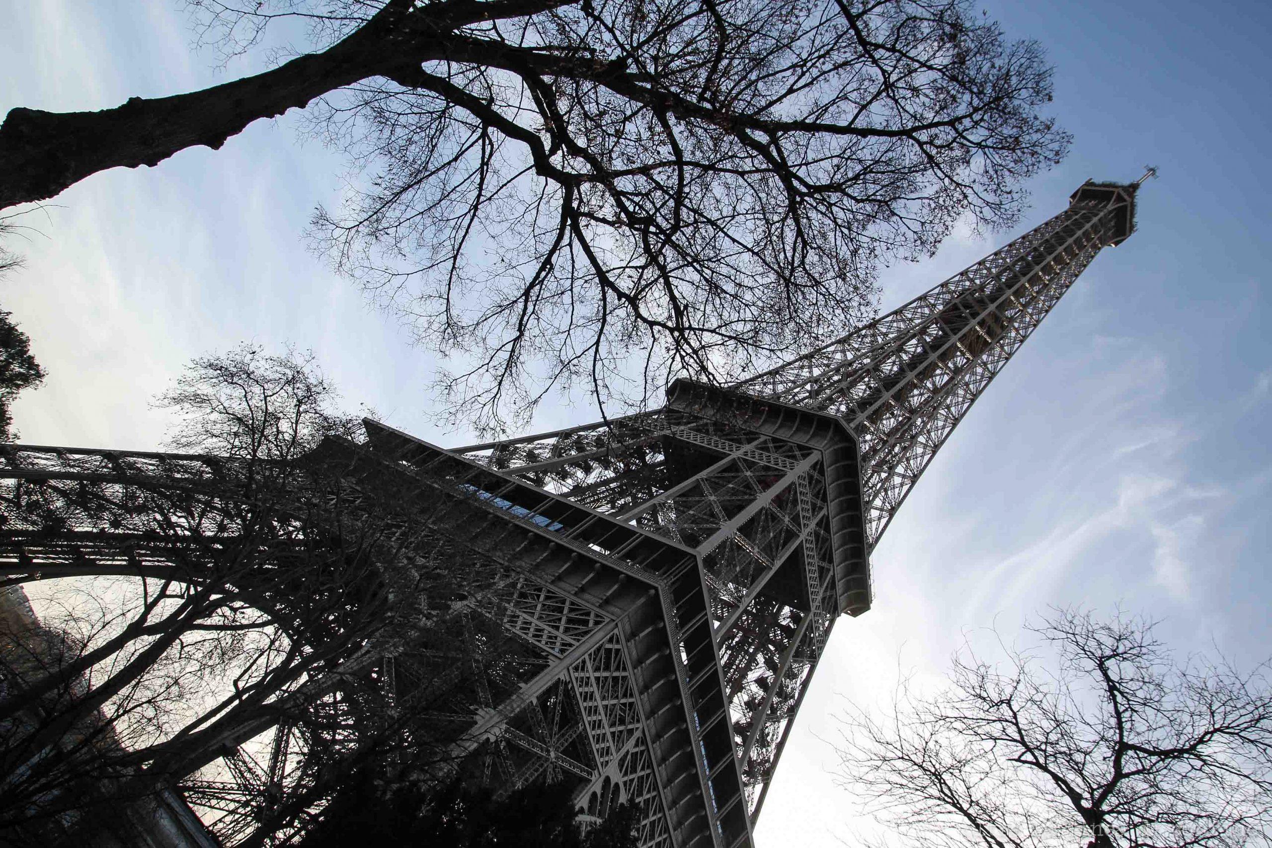 Tour Eiffel Parigi Visitare