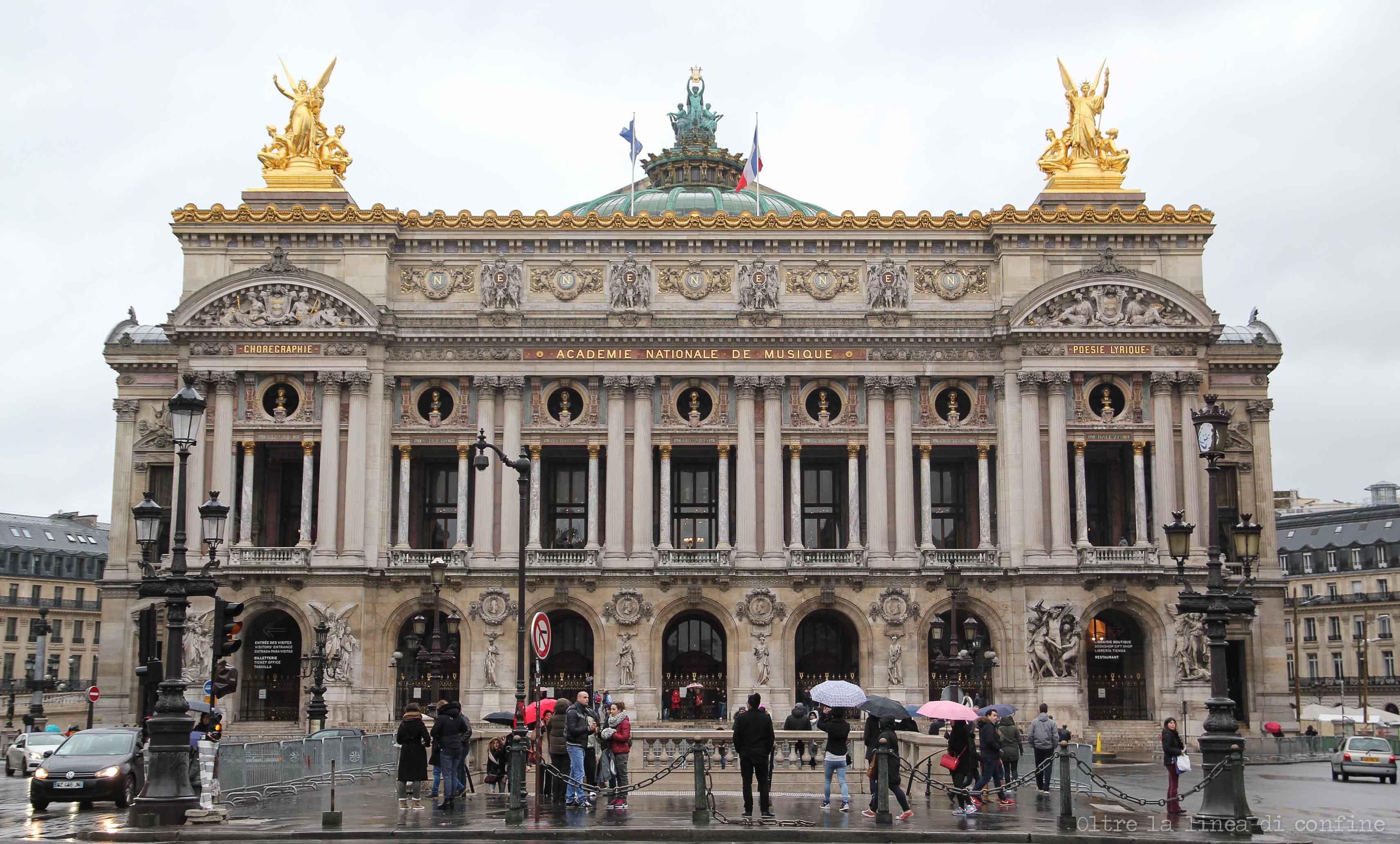 Opera Parigi Cosa Vedere