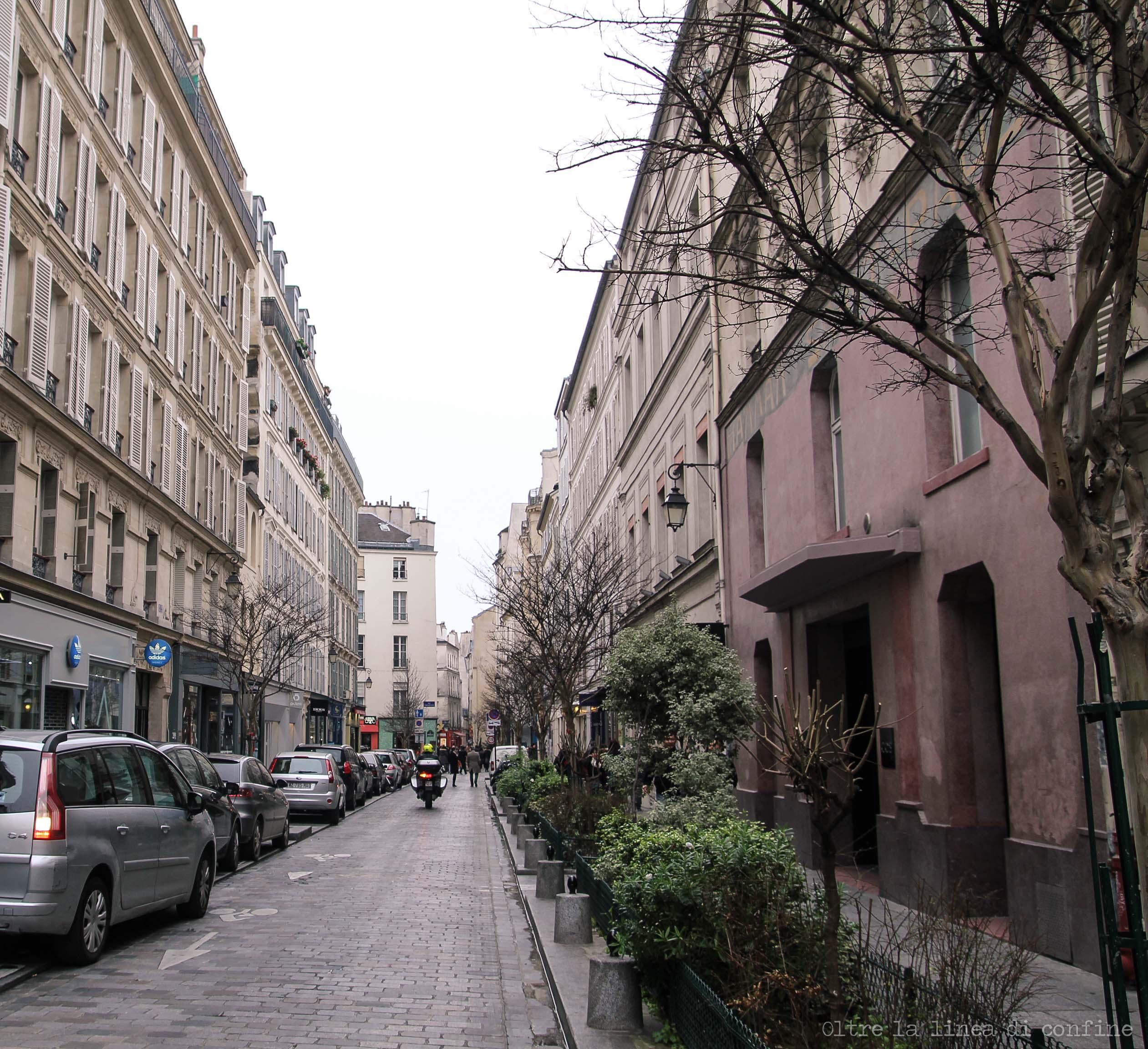 Parigi Marais