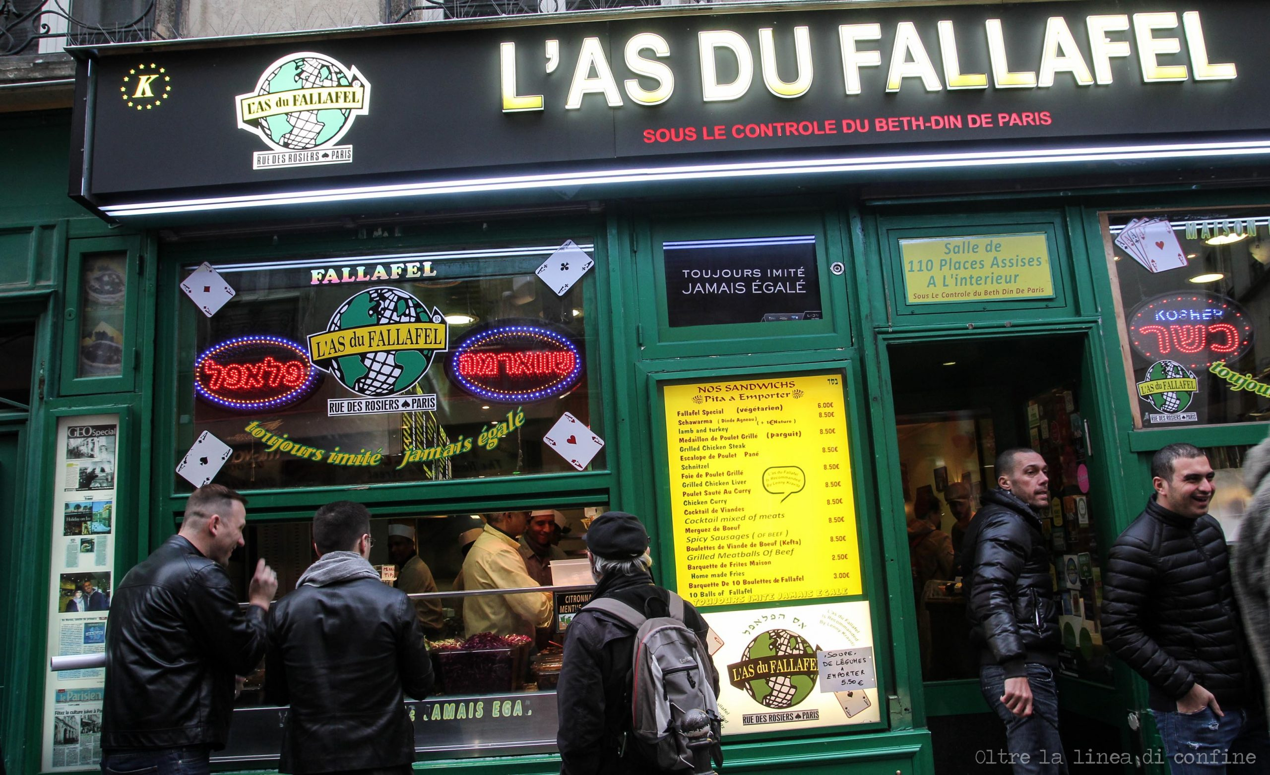 Parigi As du Fallafel