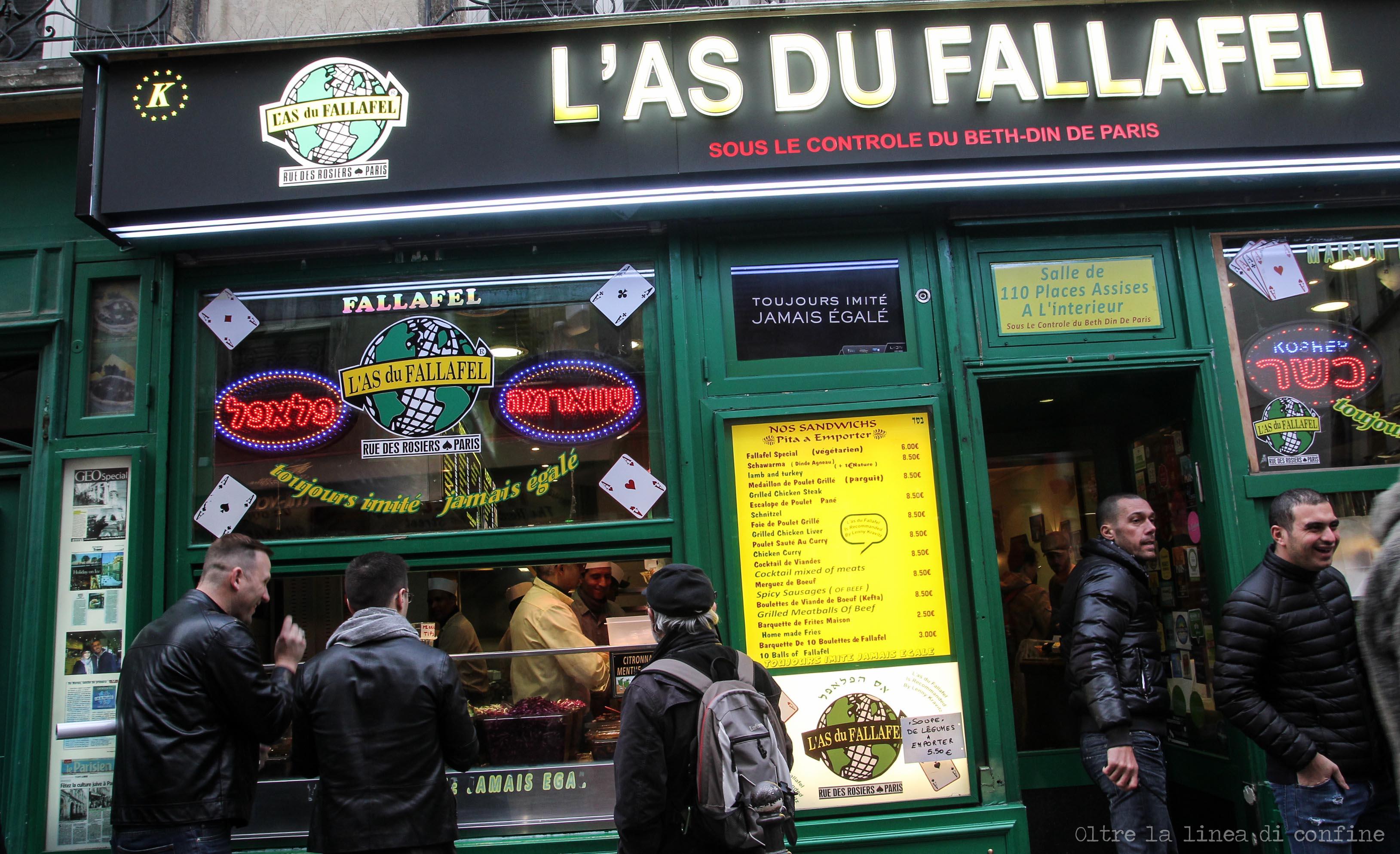 Parigi As du Fallafel