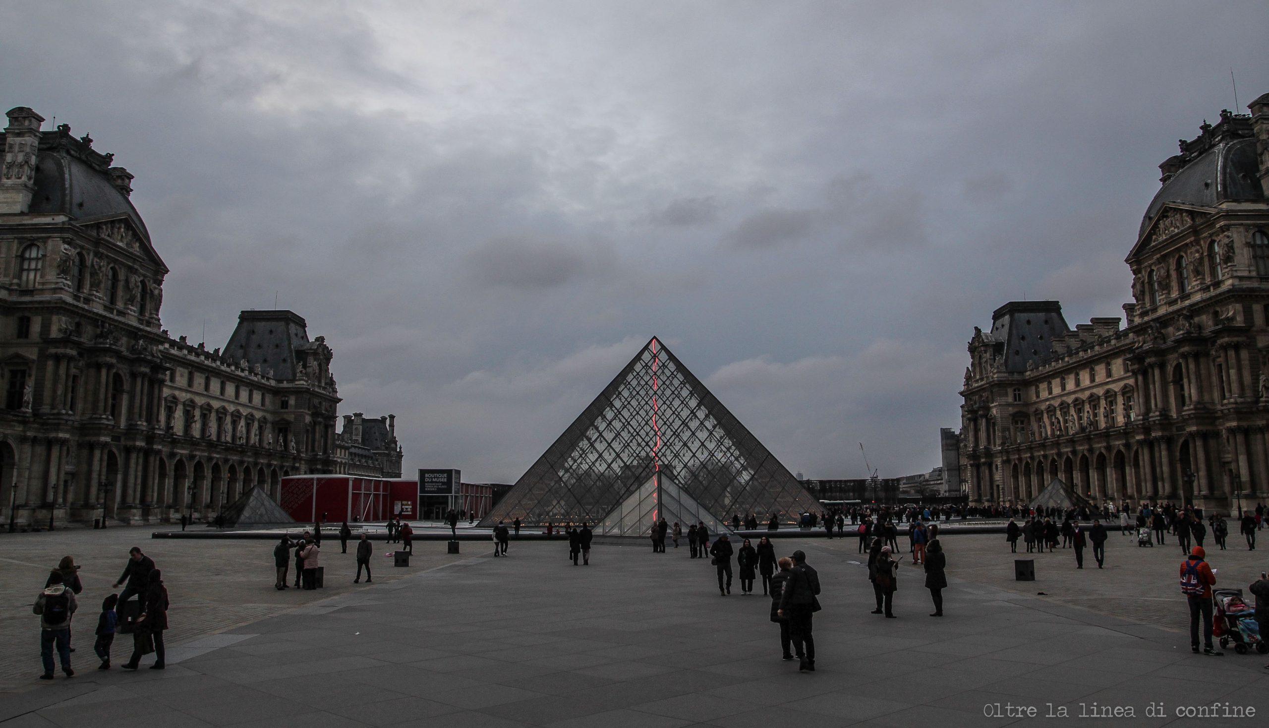 Parigi Louvre