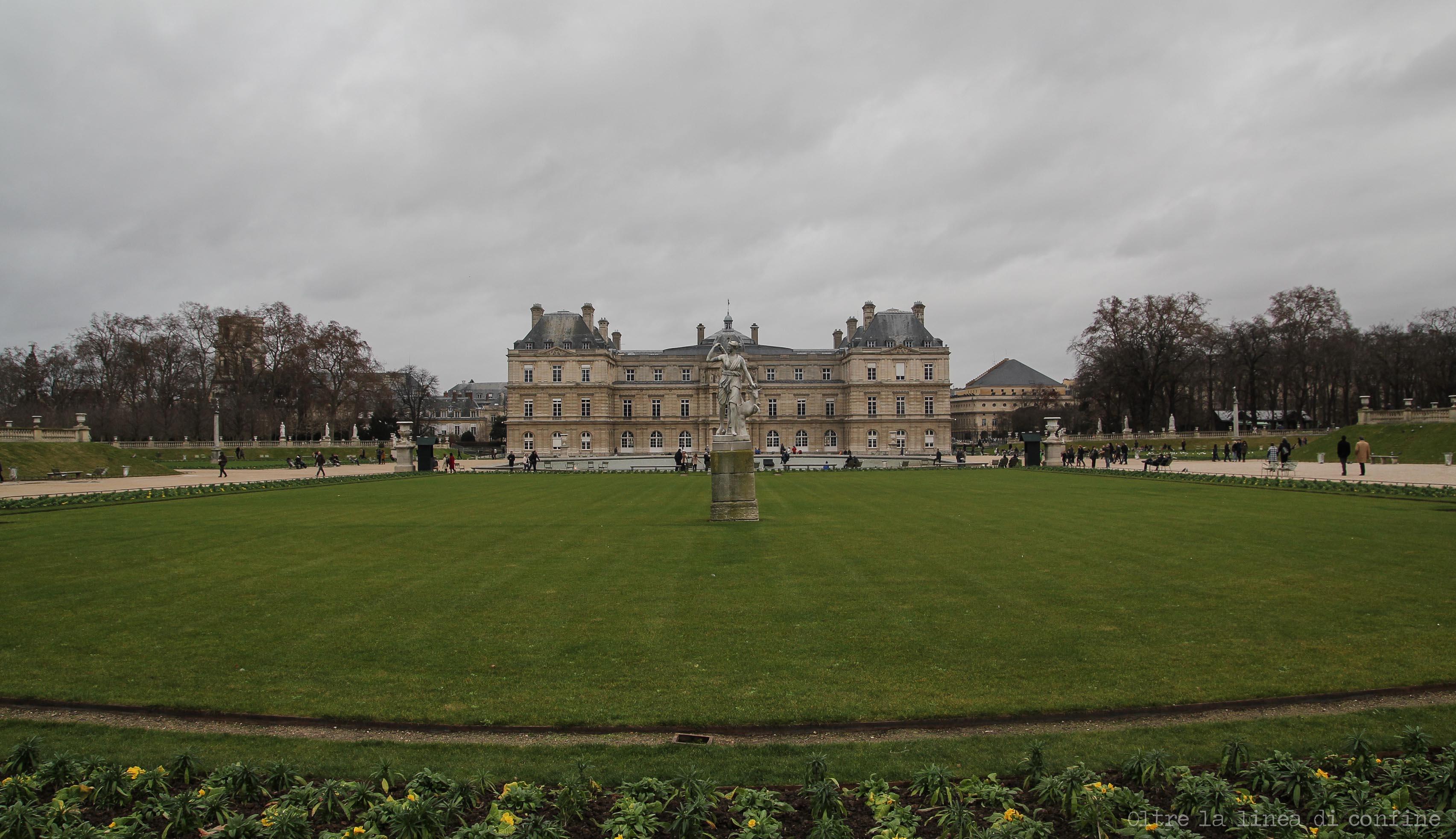 Parigi Jardin de Luxembourg