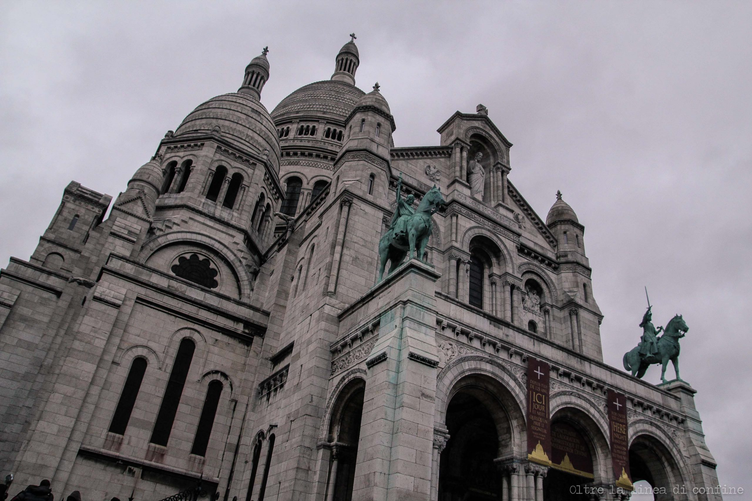 Parigi Sacre Coeur