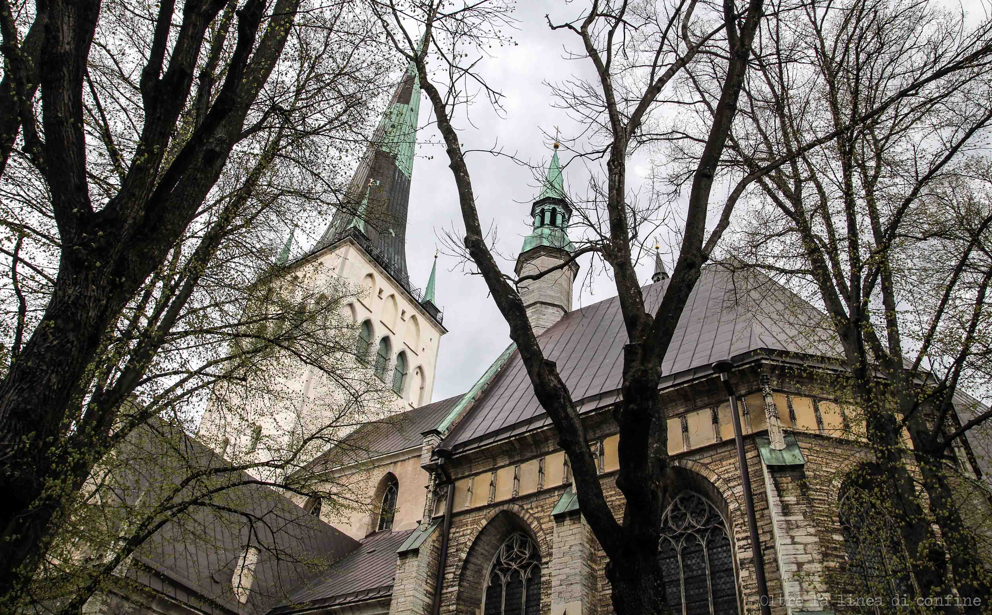 Tallinn Cosa Vedere Chiesa di Sant'Olav