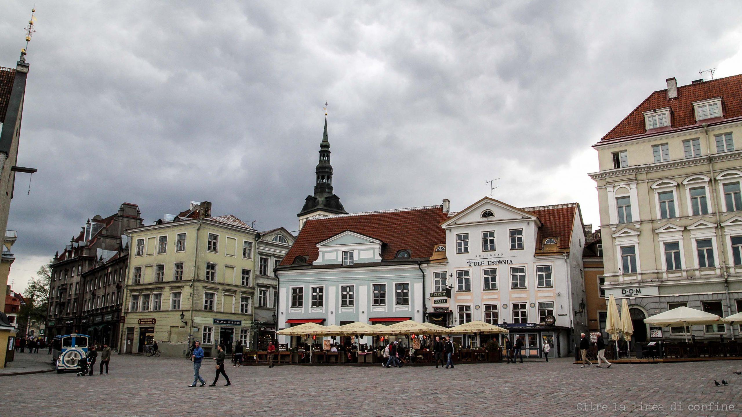 Tallinn Cosa Vedere Città Vecchia