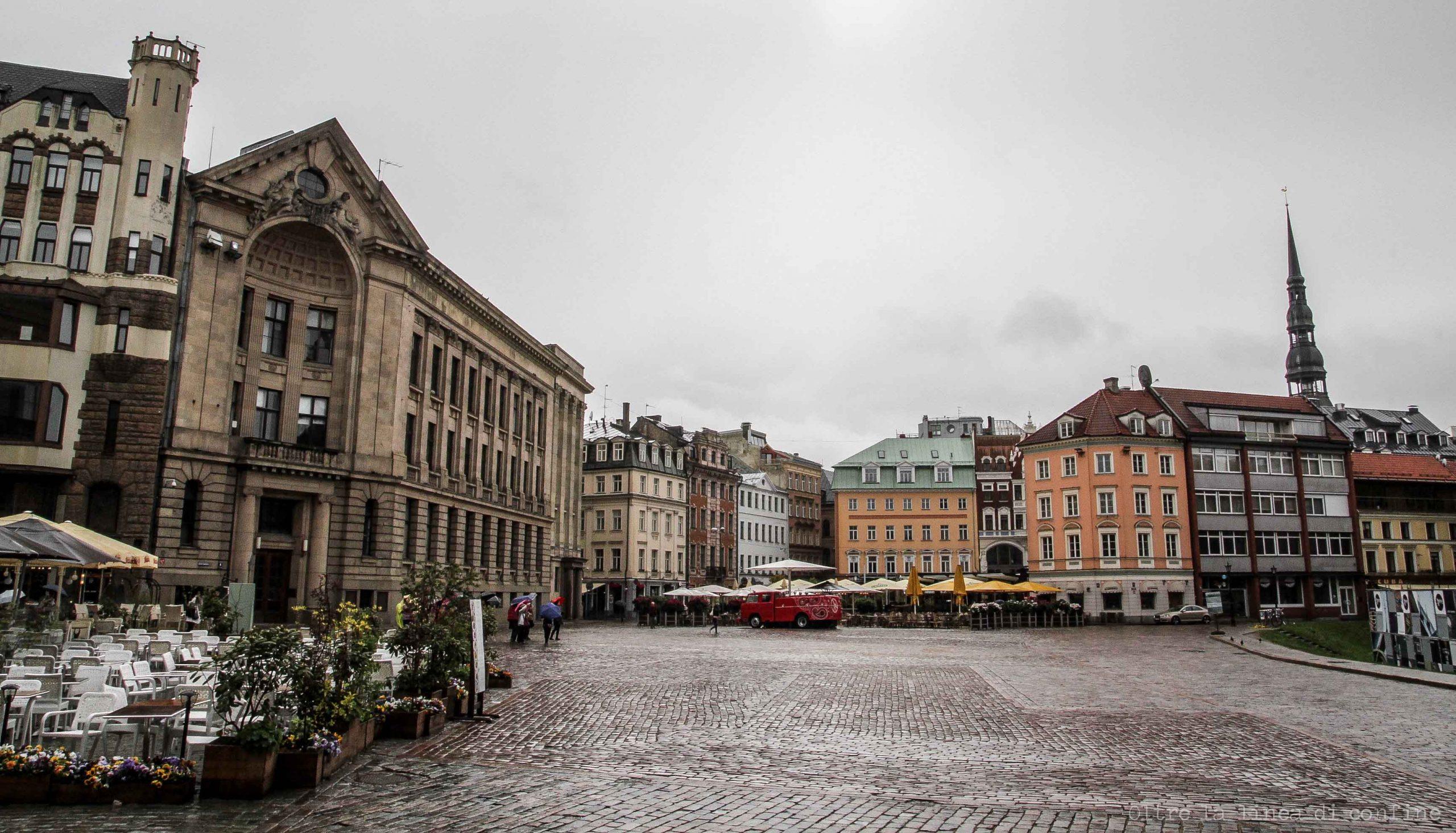 Riga Cosa Vedere VecRiga Old Riga