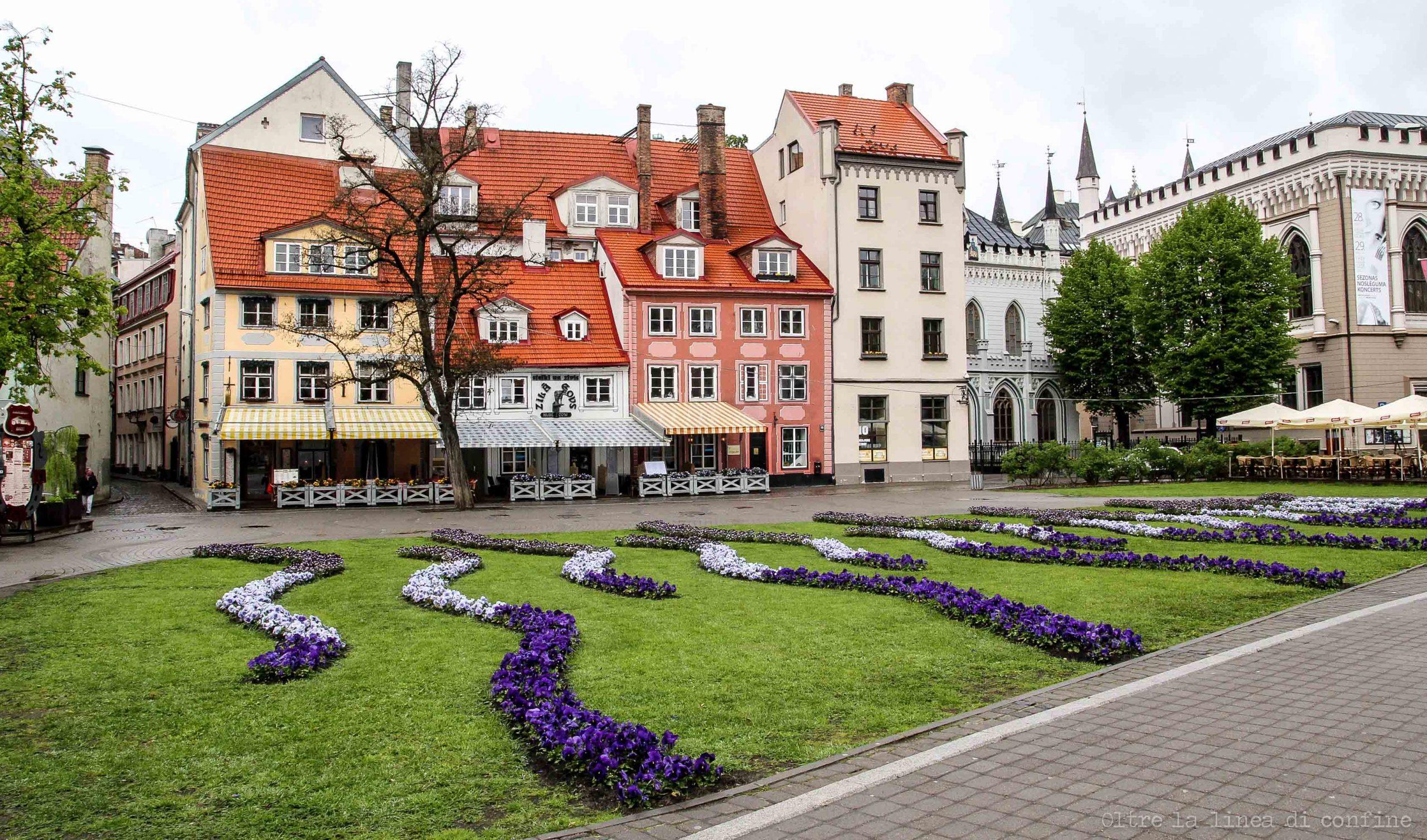 Visitare Riga Vecchia Riga