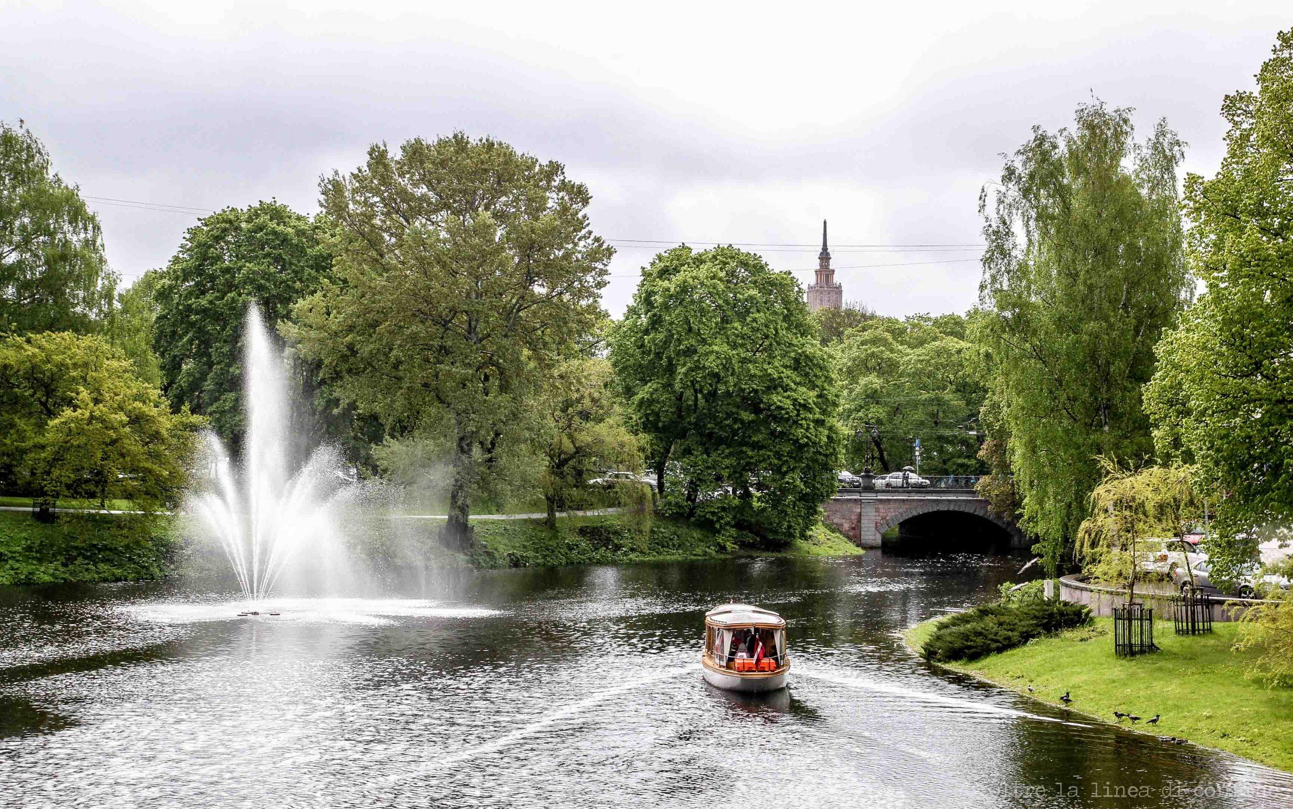 Riga Cosa Vedere Canale