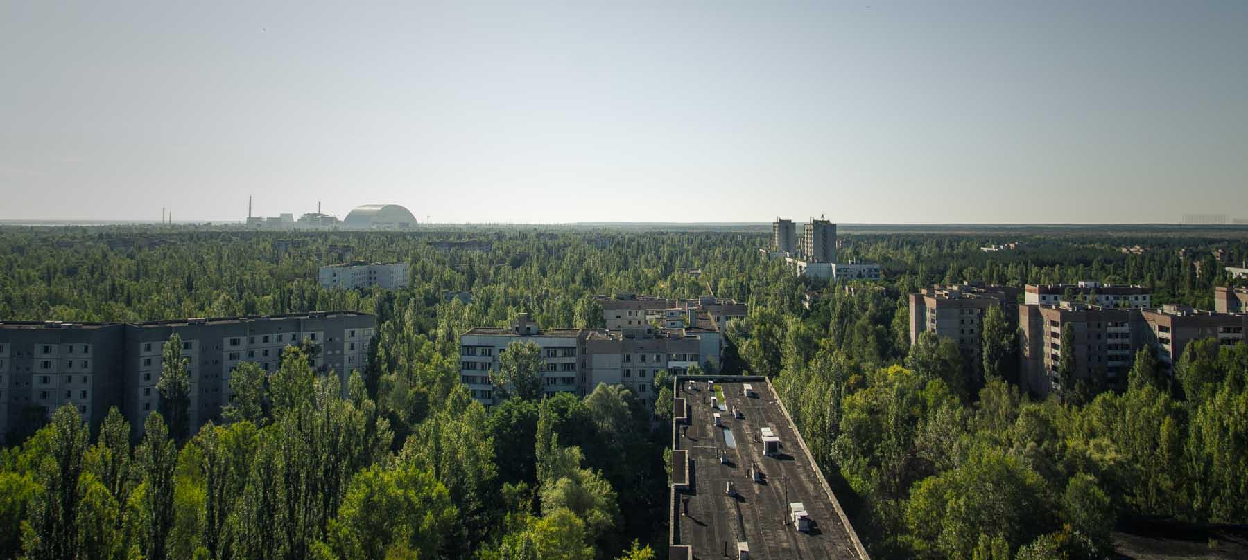pripyat chernobyl ghost town città fantasma