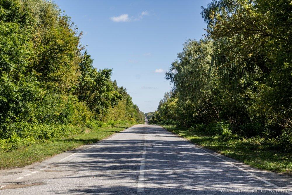 Chernobyl Oggi Strada