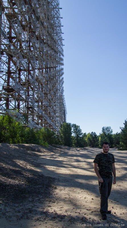 Chernobyl Duga-3 Russian Woodpecker Reportage