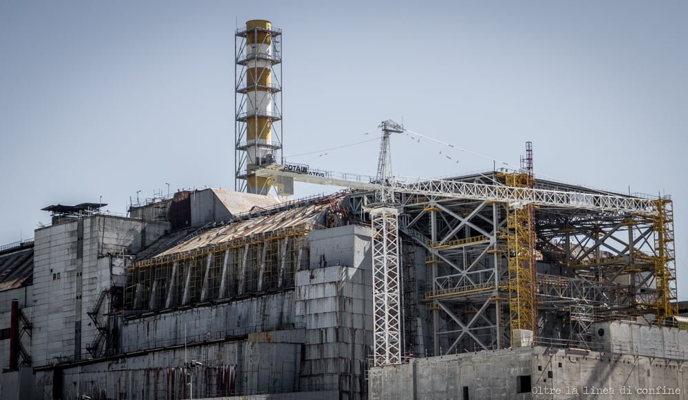 Chernobyl Centrale Nucleare ChNPP Nuclear Power Plant