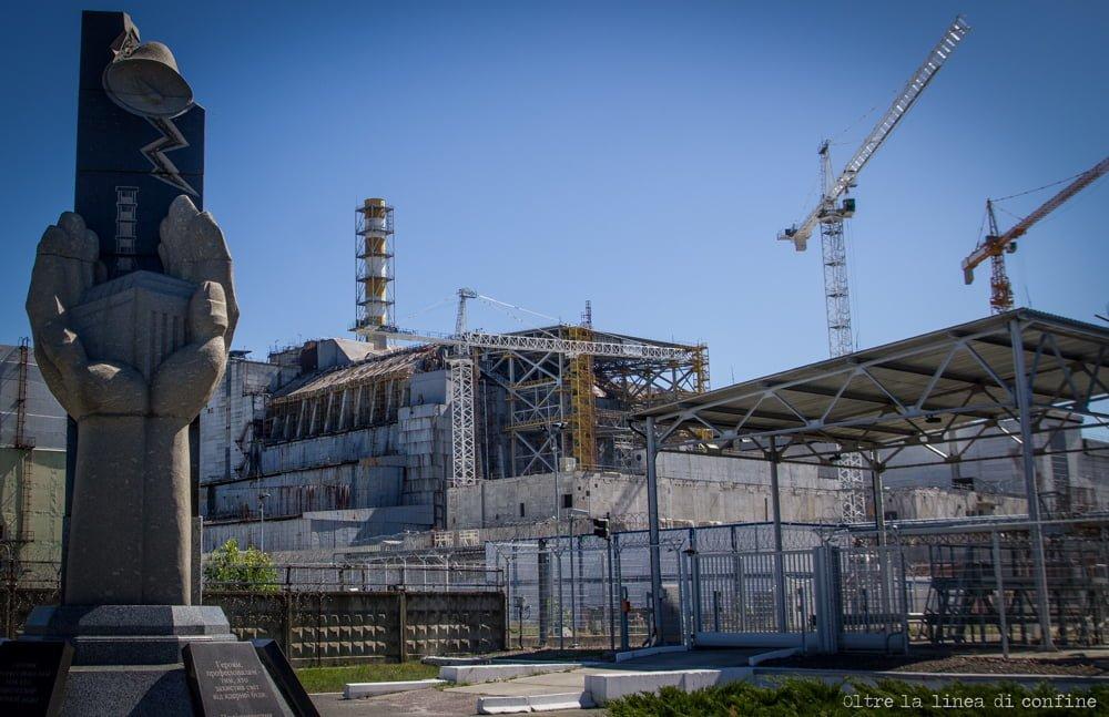 Chernobyl Reattore n.4