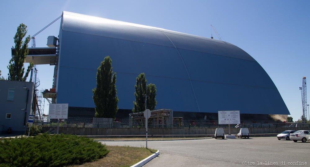 Nuovo Sarcofago Chernobyl Nuovo Confinamento Sicuro