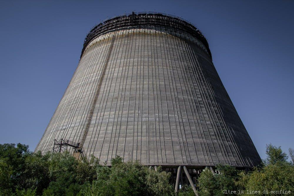 Torre di Raffreddamento Centrale Chernobyl ChNPP Cooling Tower