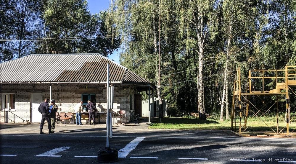 Chernobyl Oggi Checkpoint Zona Esclusione