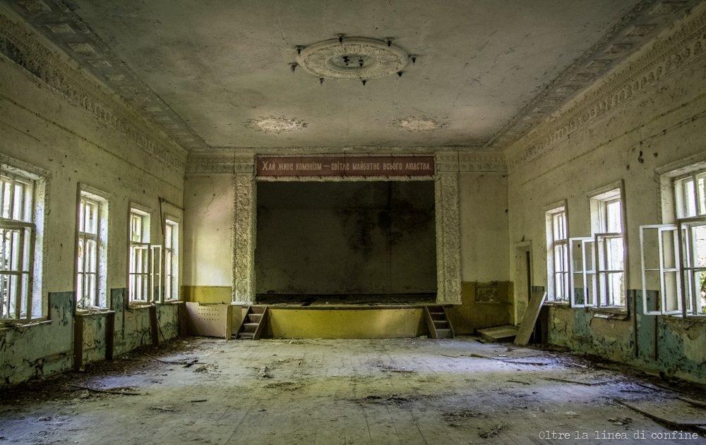 Zalissya Chernobyl Oggi