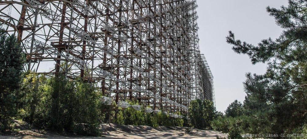 Chernobyl-2 Duga Radar Duga-3 Secret Soviet Base Russian Woodpecker