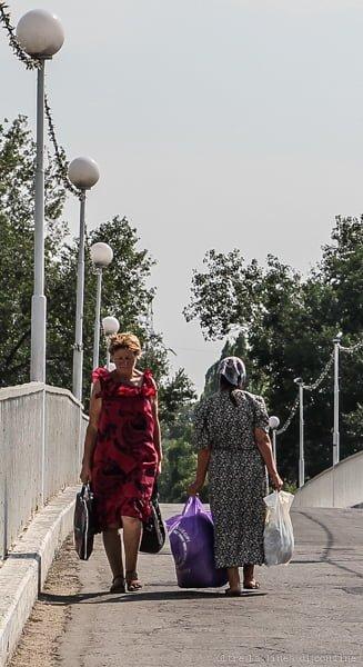 Transnistria: Tiraspol Bender