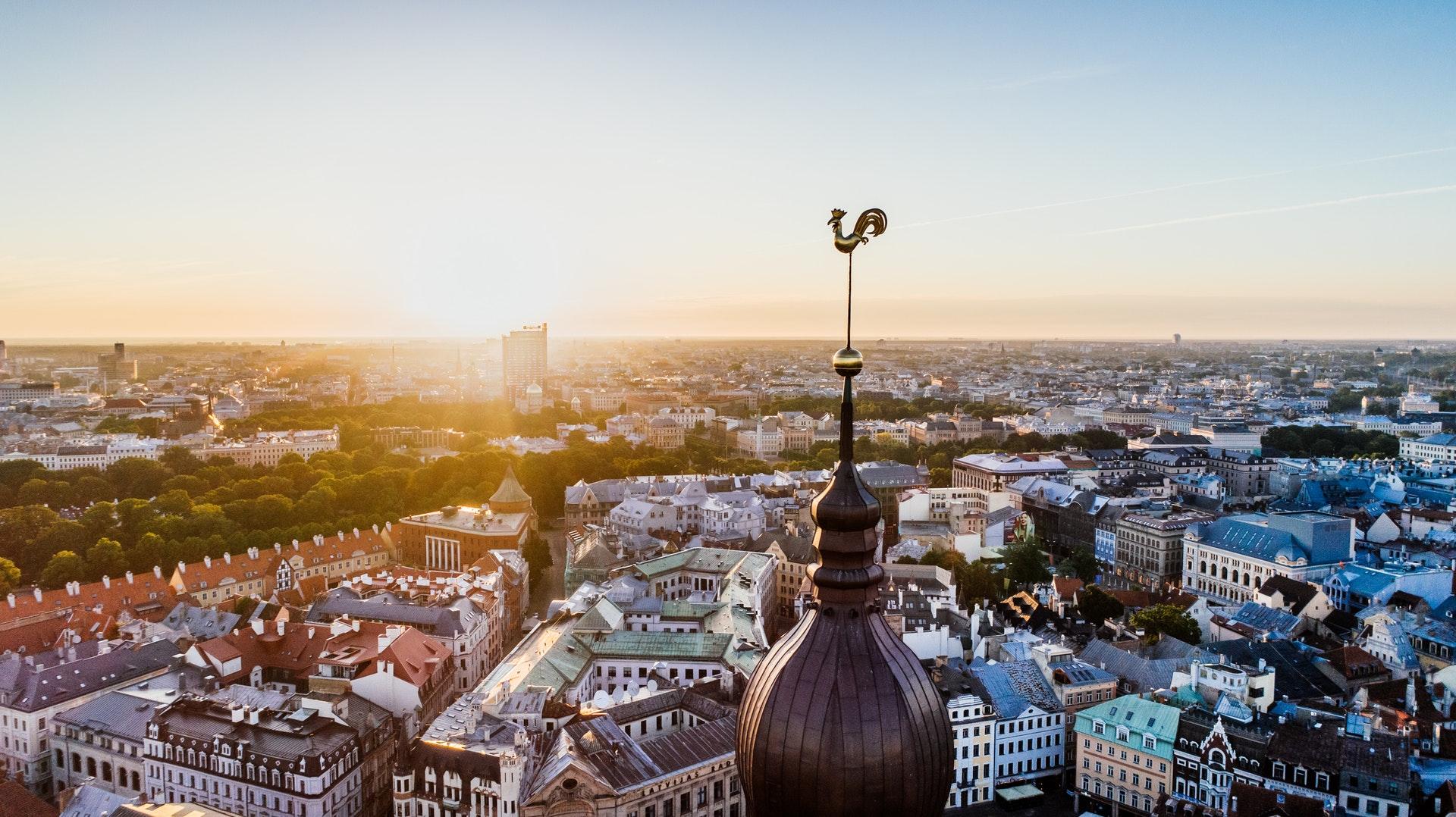 Riga Lettonia - Cosa Vedere a Riga - Riga Latvia