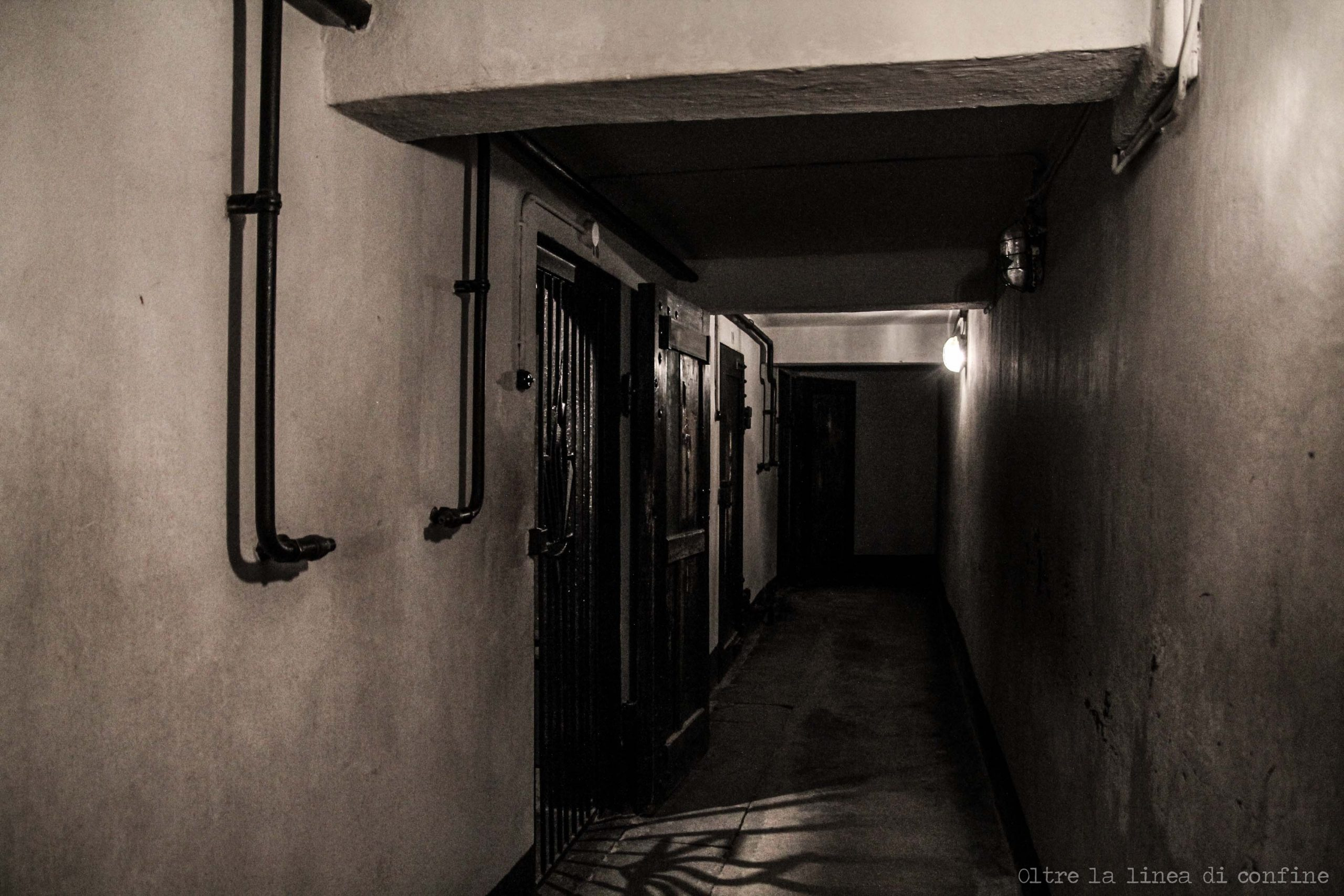 Auschwitz Block 11 - Auschwitz Blocco 11 - Blocco della Morte