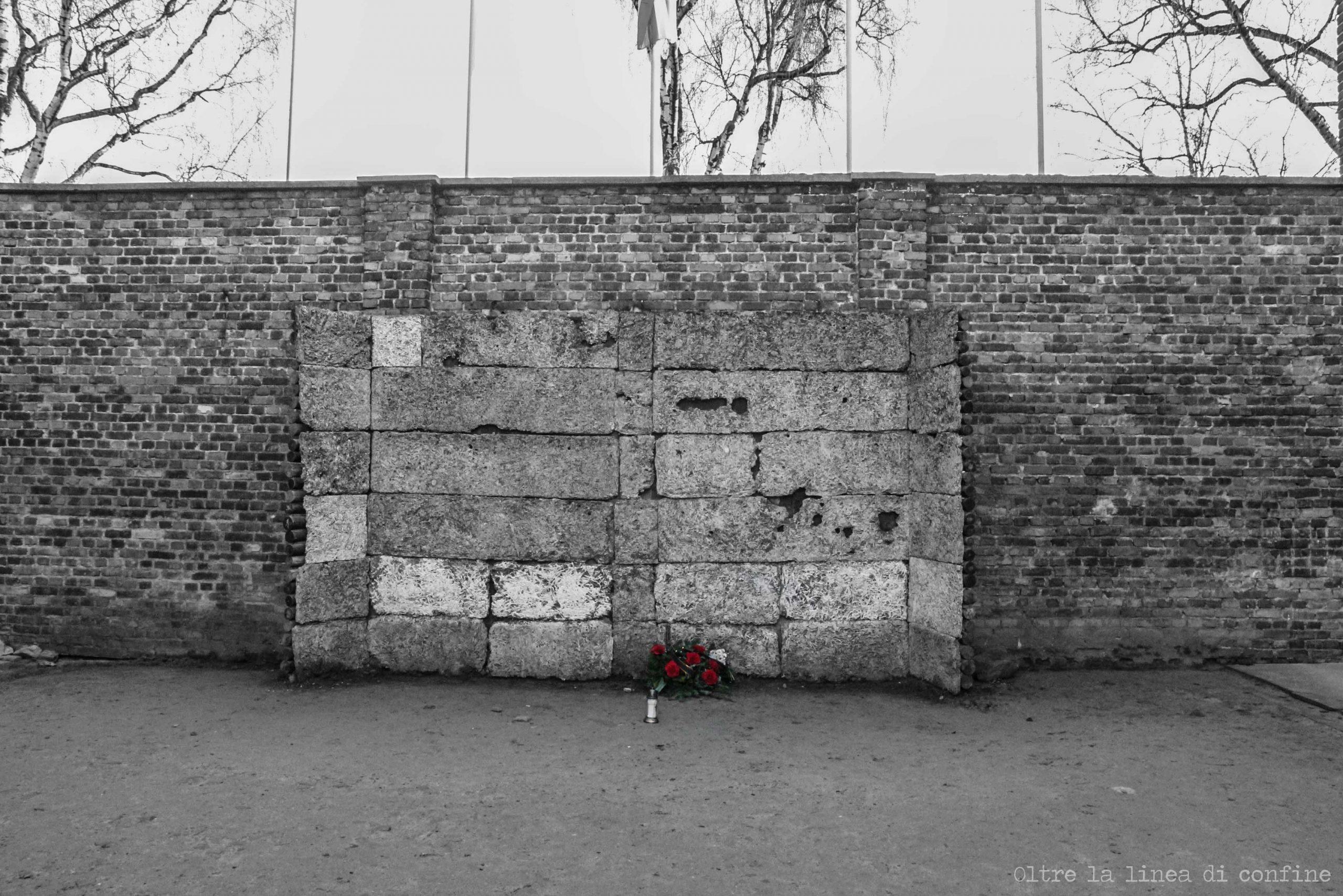 Auschwitz Block of Death - Auschwitz Blocco Esecuzioni