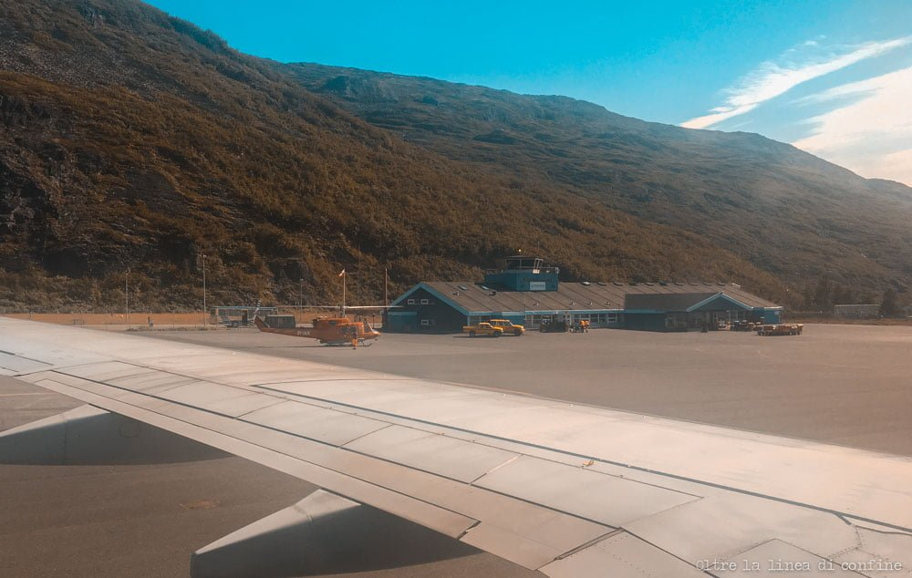 Narsarsuaq Airport Greenland