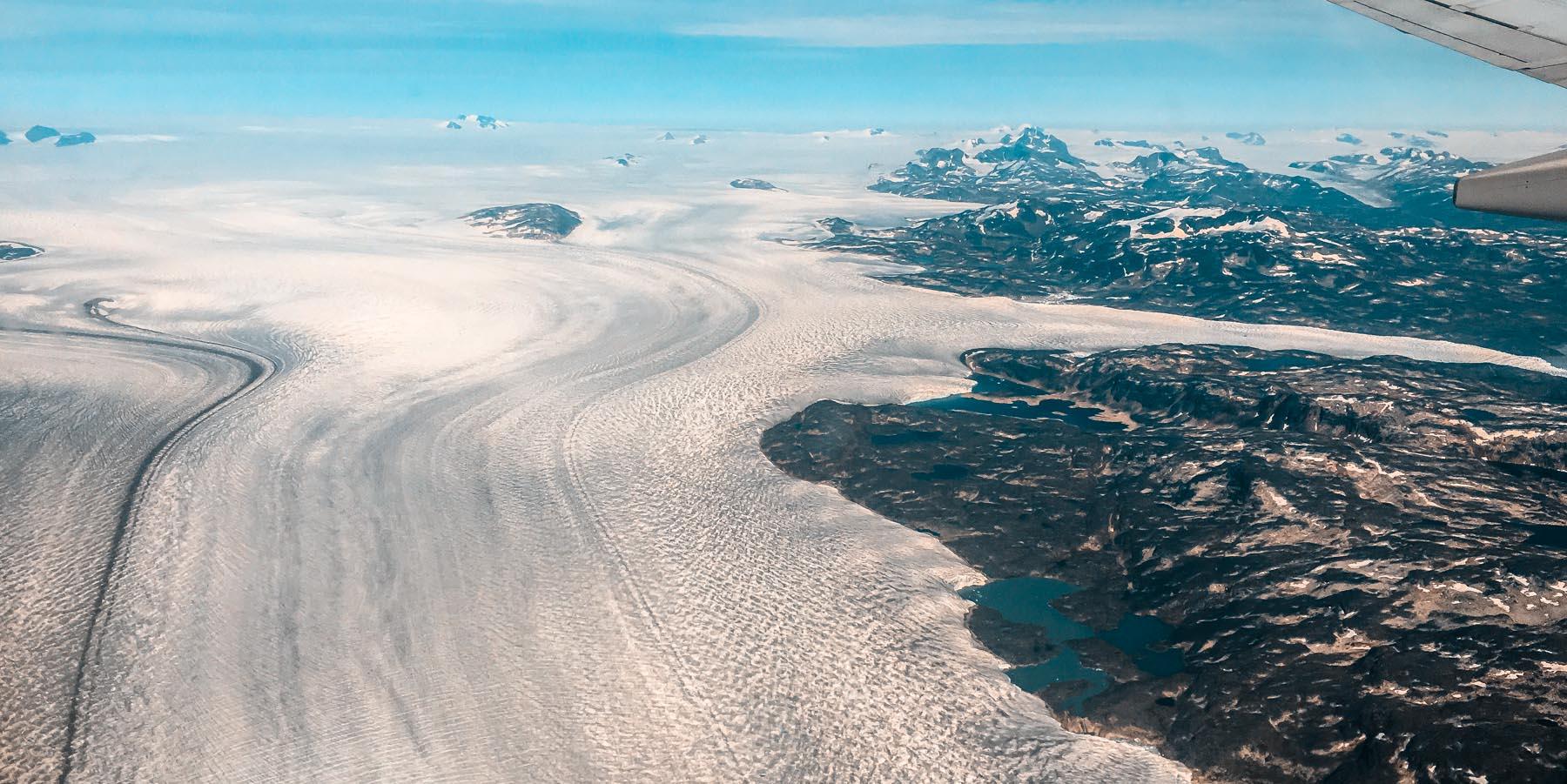 Greenland Inlandsis
