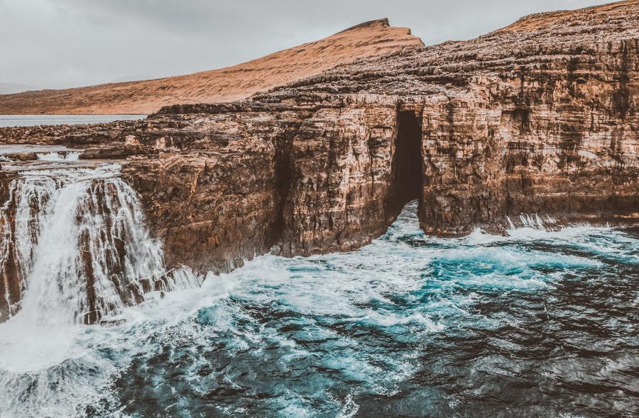Sorvagsvatn Isole Faroe