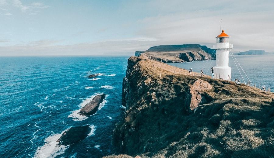 Mikines Faroe