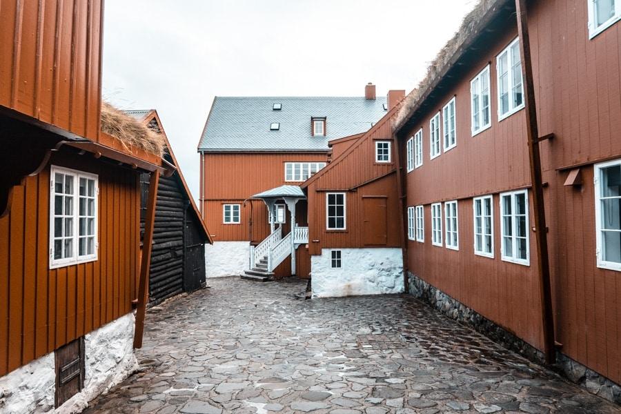 Torshavn Faroe