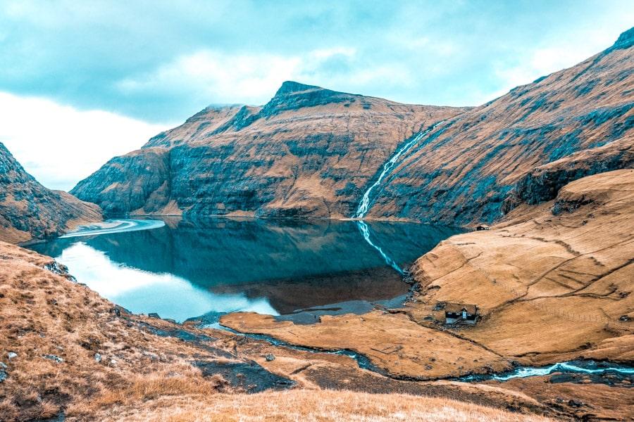 Saksun Isole Faroe Cosa Vedere