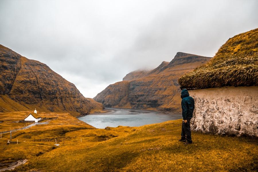 Saksun Faroe Islands - Isole Faroe Cosa Vedere