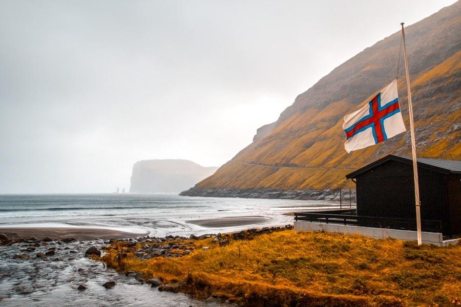 Tjørnuvík Faroe Islands