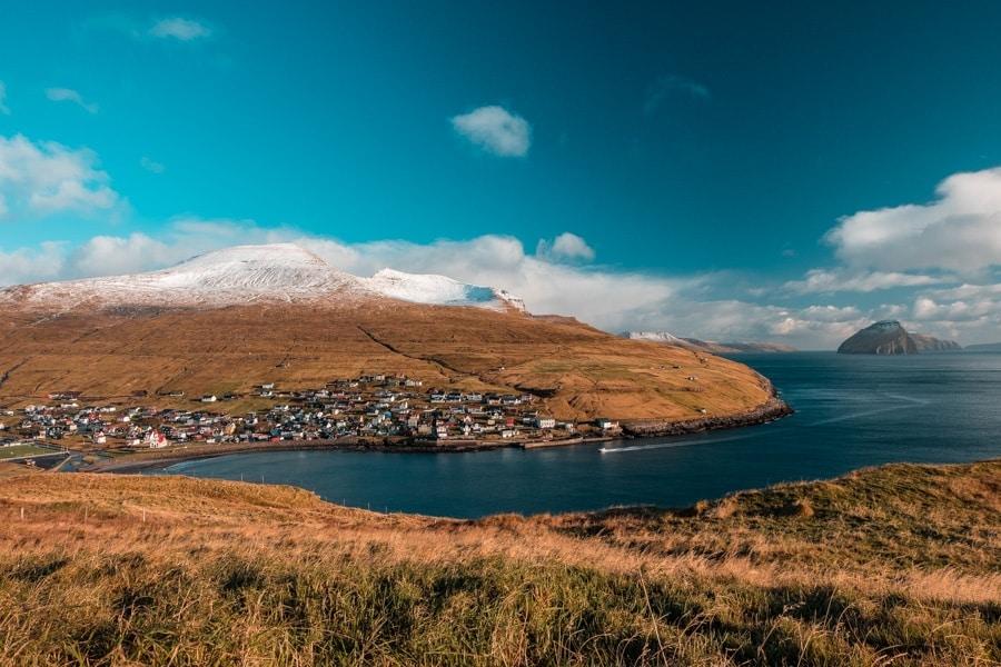 Midvagur - Vagar - Isole Faroe