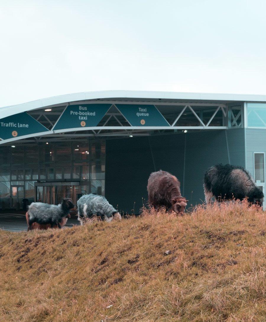 Faroe Islands Vagar Airport
