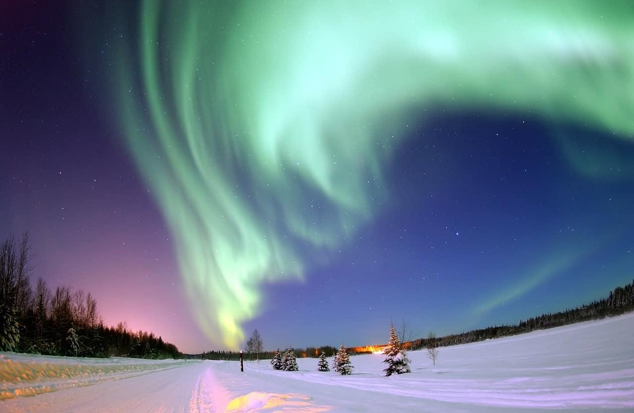 Aurora Boreale Dove Vederla