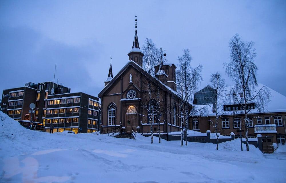 Pro-Cattedrale Cattolica Tromso