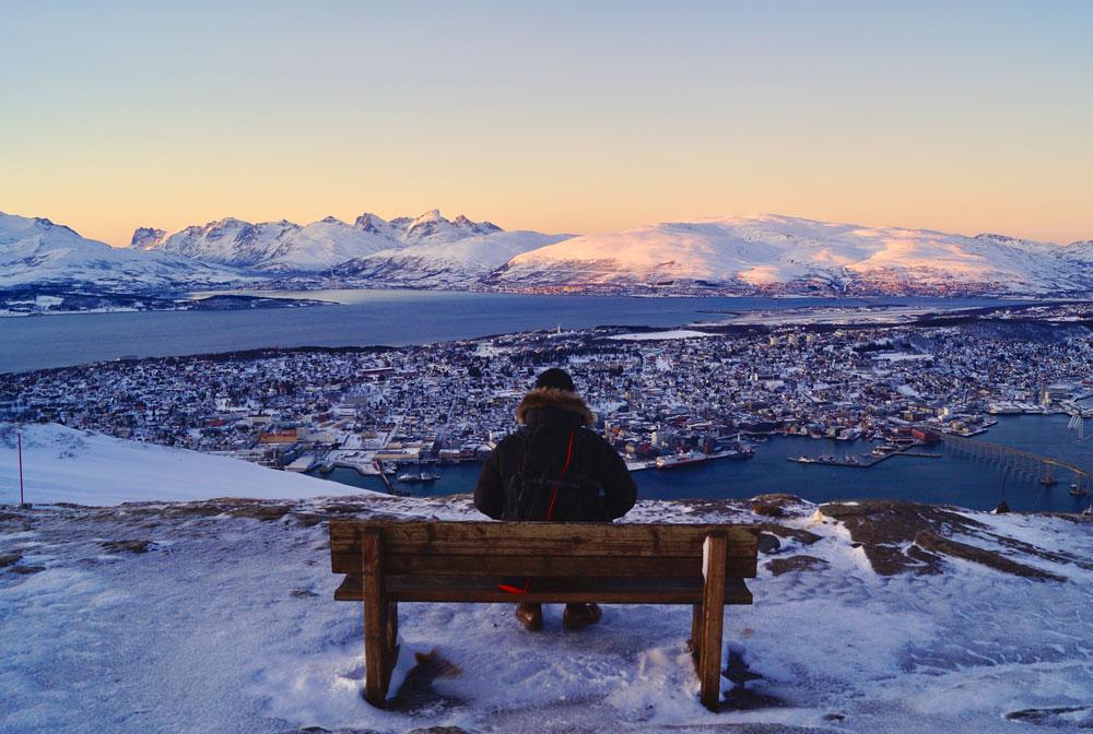 Tromso Tour Aurora Boreale
