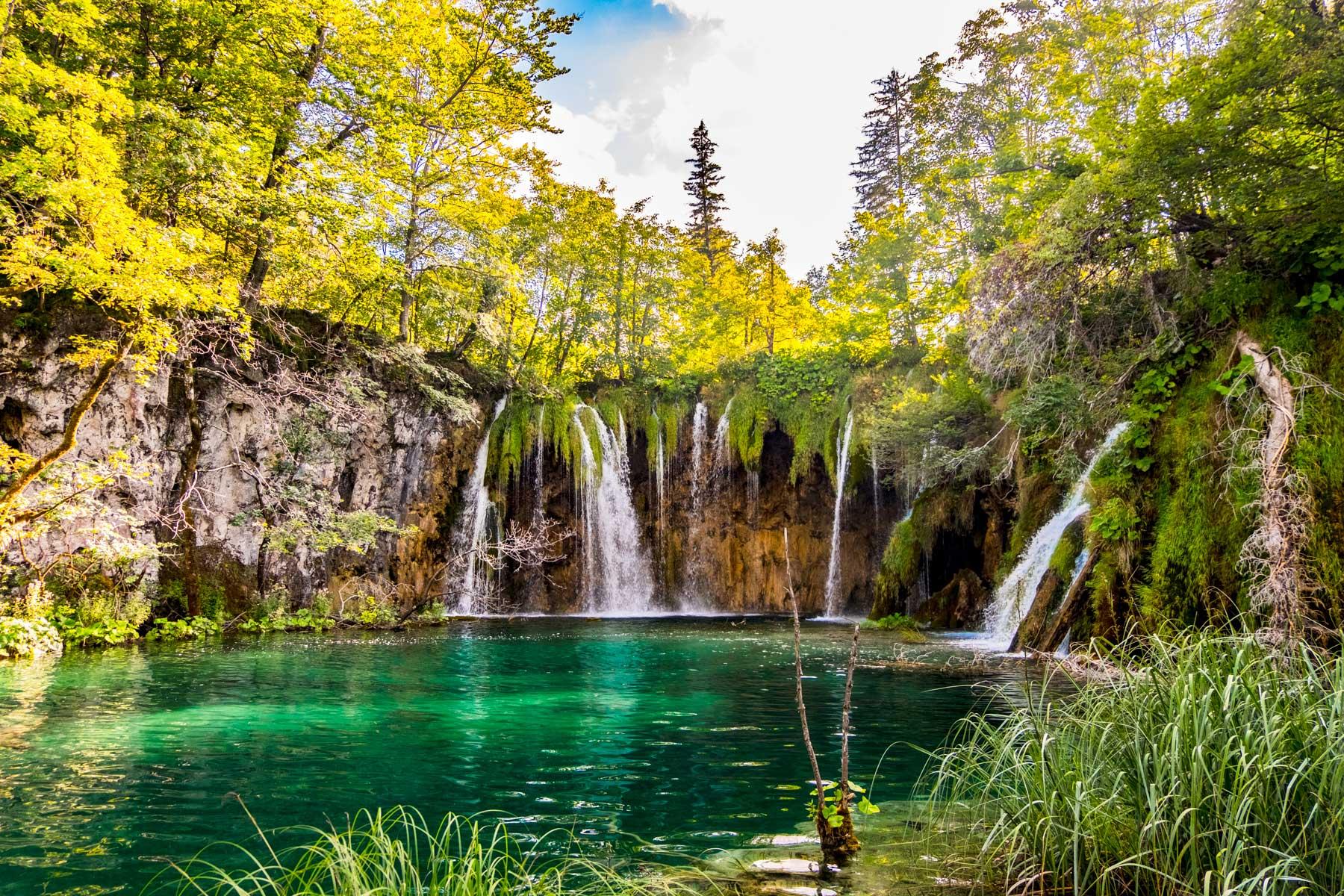 Laghi di Plitvice Croazia: come arrivare, cosa vedere, guida, mappa, quale percorso