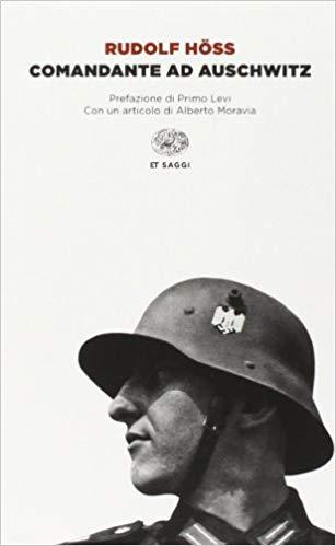Comandante ad Auschwitz - Libro Auschwitz