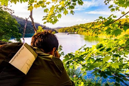 Laghi Plitvice Foto Viaggio Fotografia Croazia