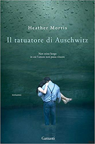 Il Tatuatore di Auschwitz: libri su Auschwitz